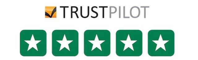 Trustpilot anmeldelse